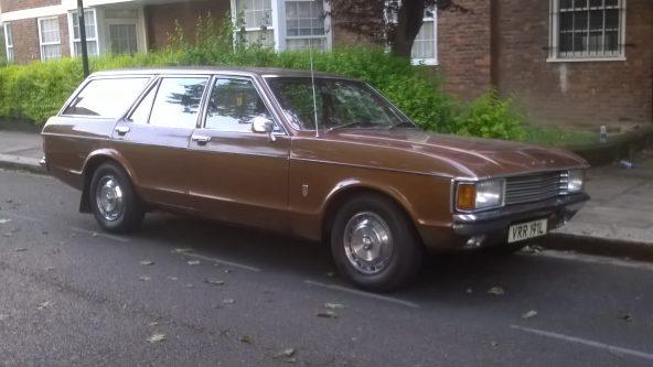 1976 Ford Granada (c) affordableclassics.co.uk