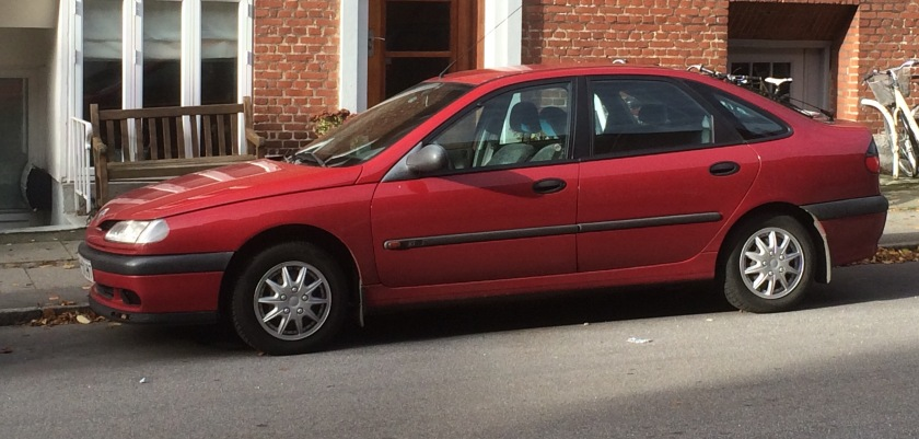 1994-2001 Renault Laguna