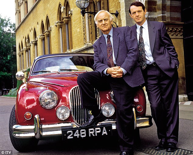 theme film the mystery of inspector morse s car. Black Bedroom Furniture Sets. Home Design Ideas