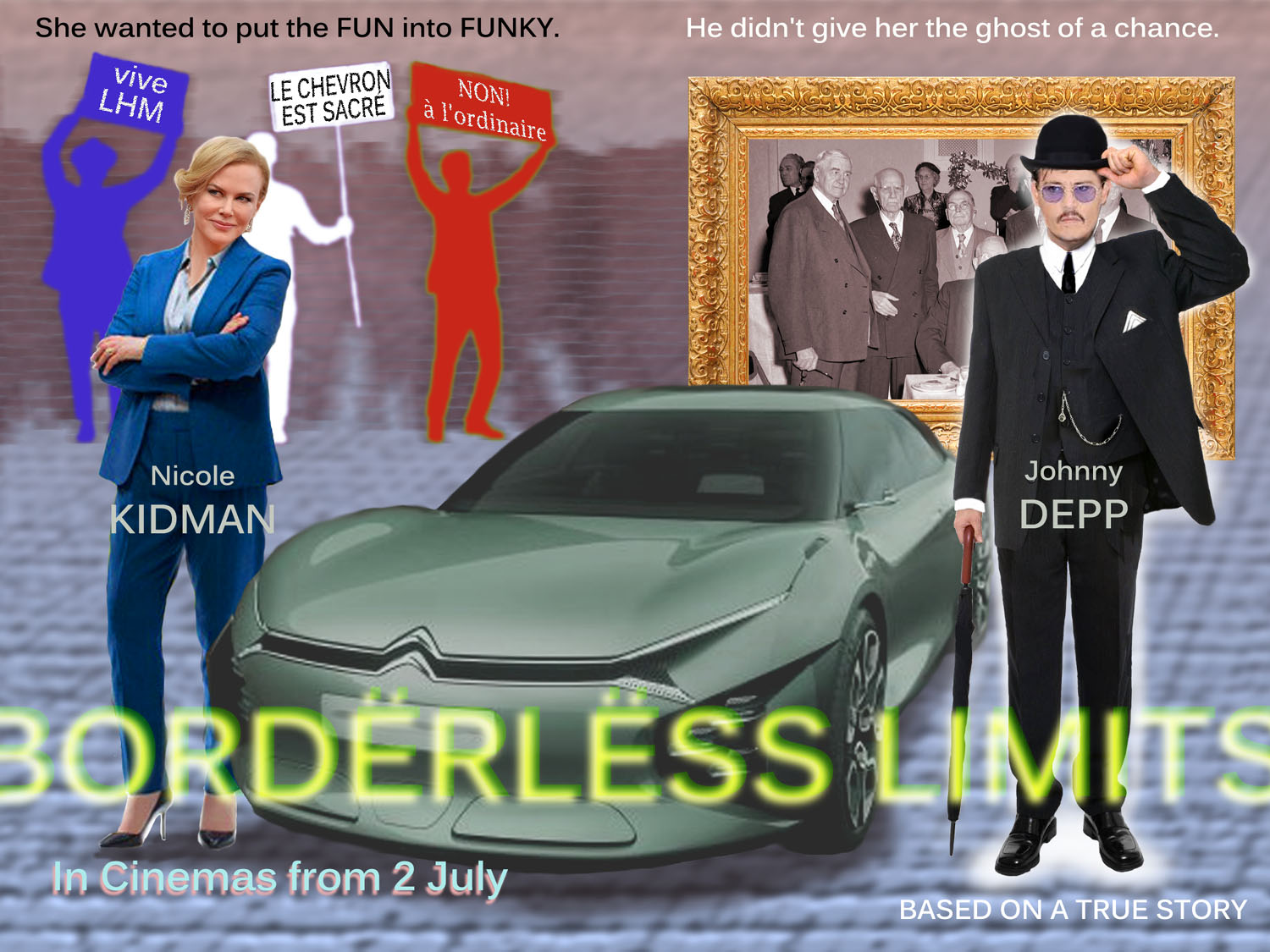 Google chrome themes johnny depp - Borderless Limits When Feisty Australian Ex Lifeguard Lindi Jackson Nicole Kidman On Holiday In Europe After Her Marriage Break Up Gets Mistaken For A