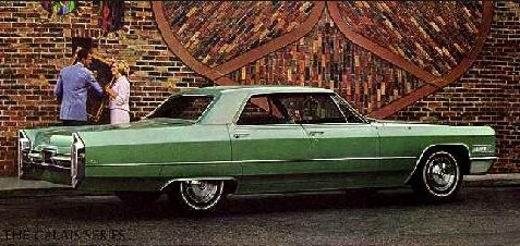 1966 Cadillac Calais: source