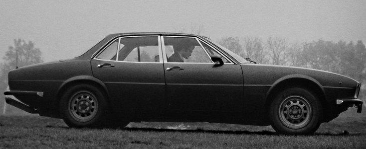 1971 De Tomaso Deauville: source