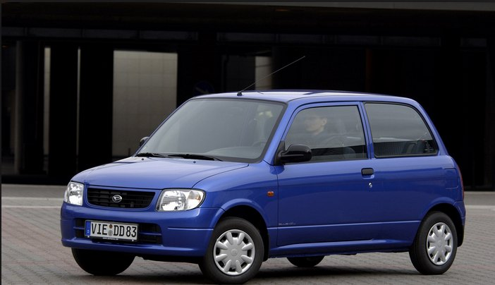 1999 Daihatus Cuore: source