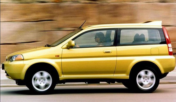 1999 Honda HRV: source