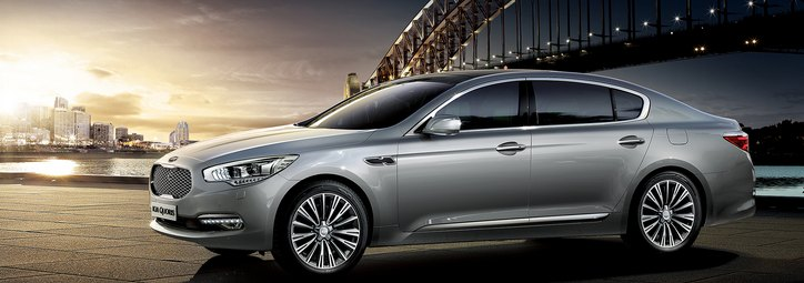 If Kia can sell this why can´t Ford sell more Fusions? Image: Kia.com
