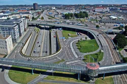 A bit of Gothenburg, Sweden: source