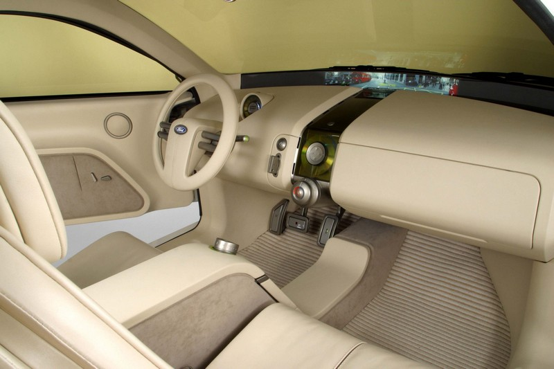 2003 Ford Faction interior: source