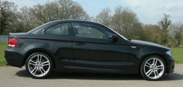 2007-2013 BMW 1-series coupe: source