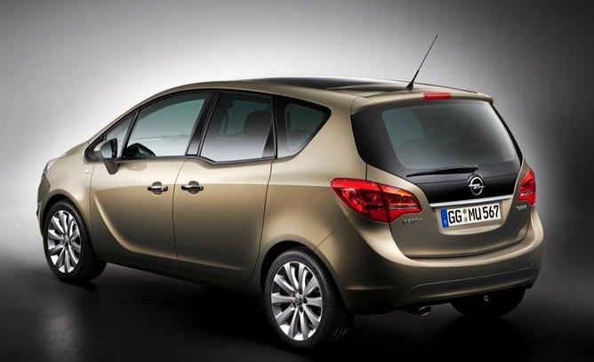 2010 Opel Meriva: AutoEvolution.com