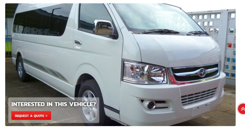 2016 Joylong van: source