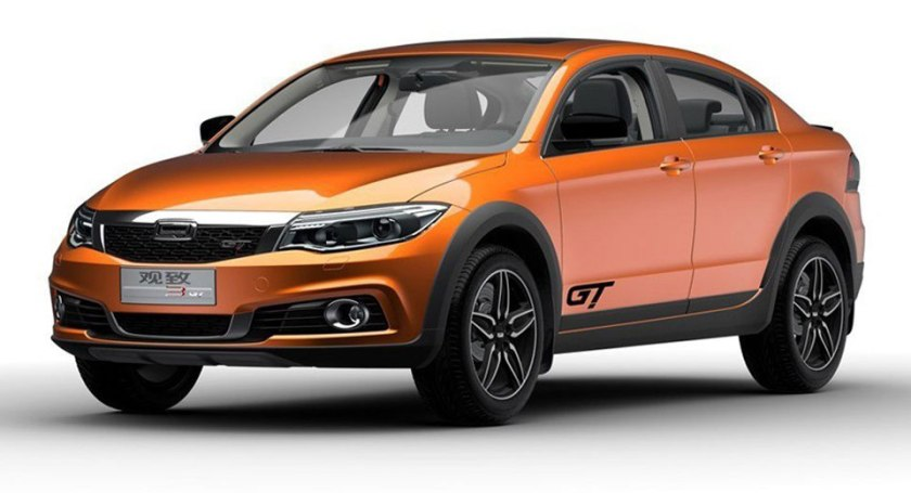 2016 Qoros GT: source