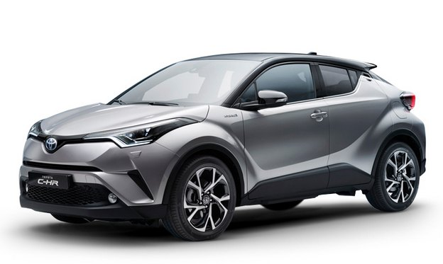 2017 Toyota C-HR: source