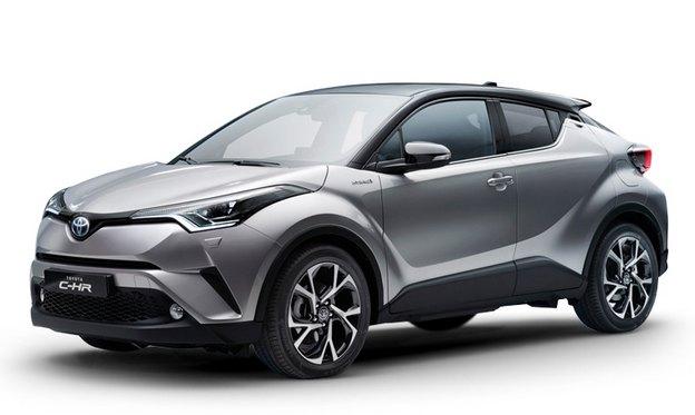2017 Toyota C-HR: source