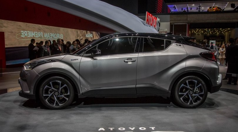 2016 Toyota C-HR: source