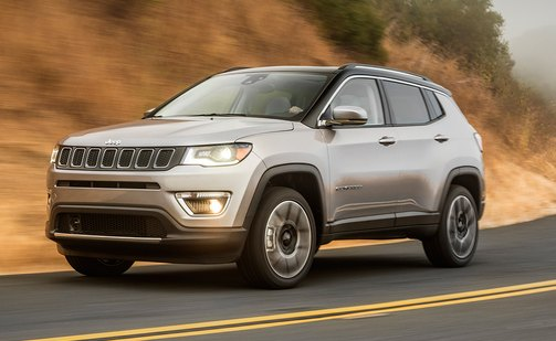 2017 Jeep Compass: source
