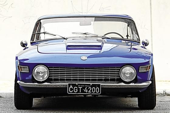 Uirapuru Front View - Image : caranddriverbrasil.uol.com.br