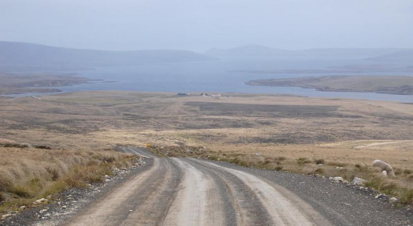 A typical Falklands road: source
