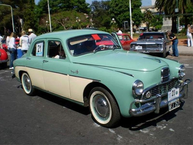 IKA Bergantin - image : bright-cars.com