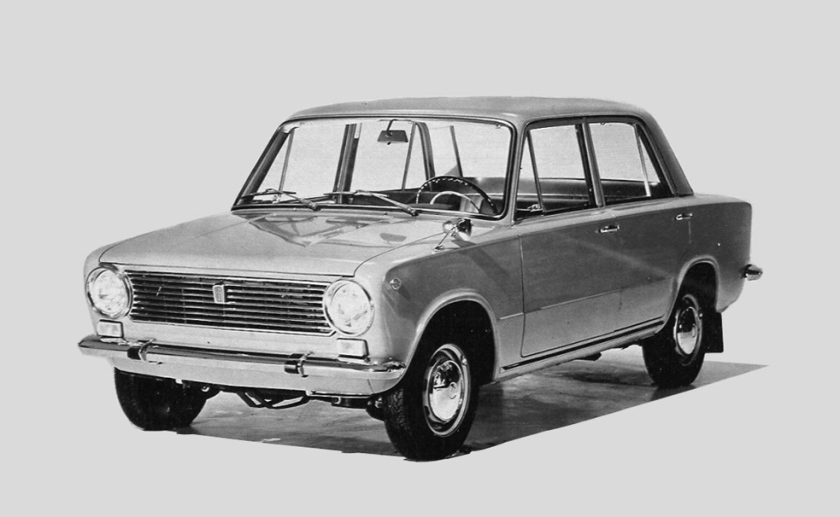 And this is a Lada