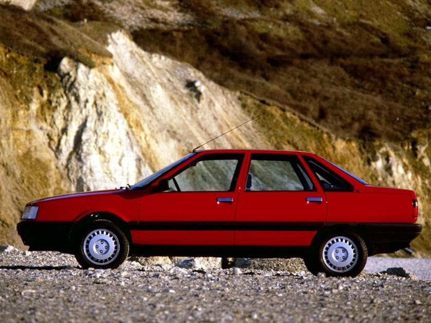 1986 Renault 21. Image: Auto Evolution