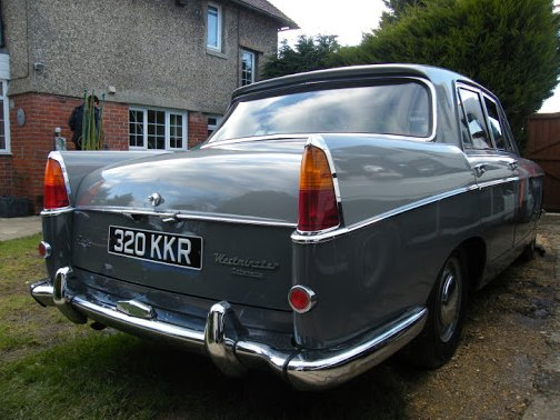 1959 Austin Westminster: source