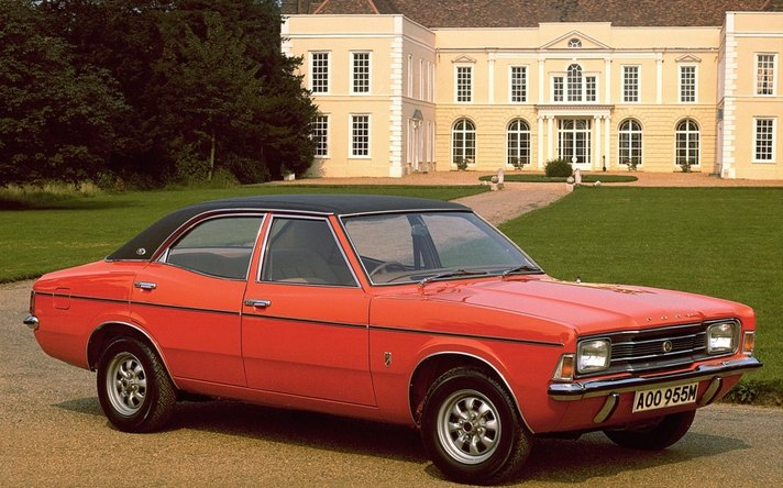 1970 Ford Cortina: source