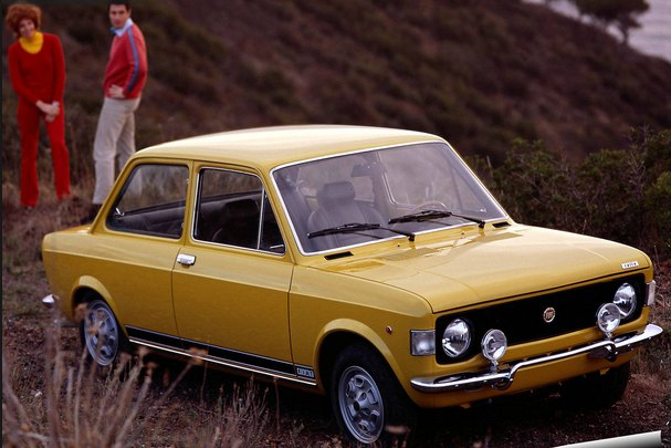1972 Fiat 128 Rally: source