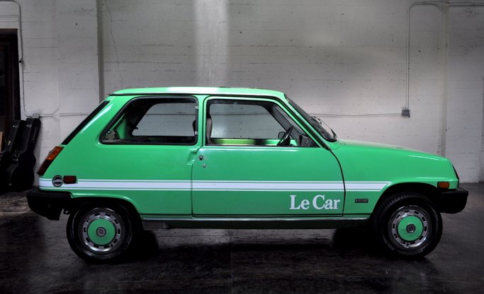 Cadillac driven to write 1976 renault le car source sciox Image collections