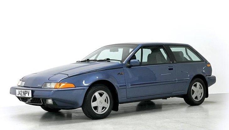 1995 Volvo 480 ES: stone cold classics