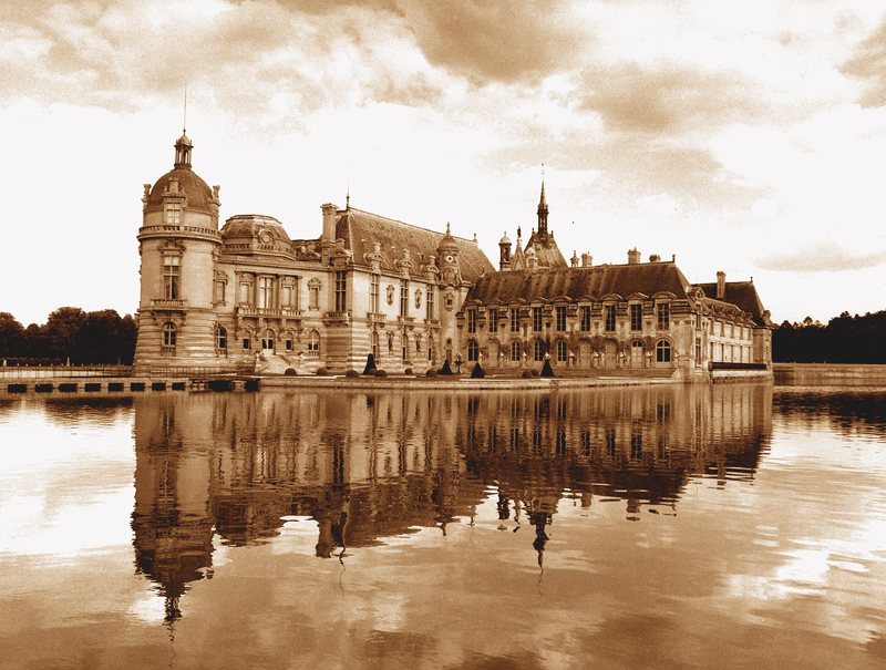 Chantilly, France: source