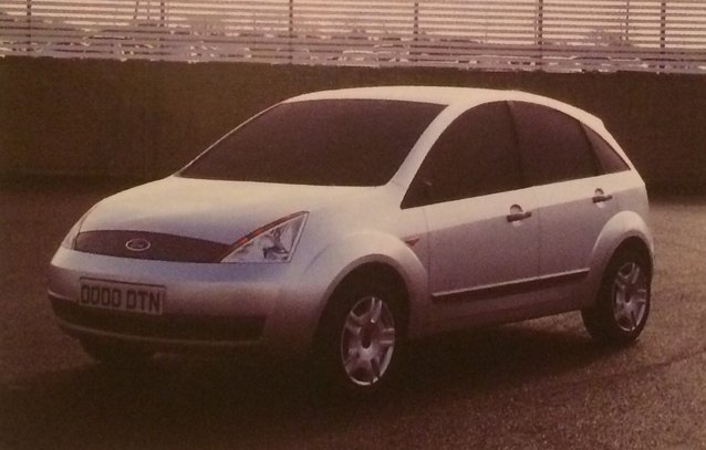 2002 Ford Fiesta model: auto&design