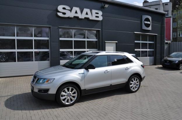 2011 Saab 94x: source
