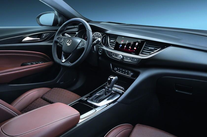 2017 Opel Insignia Grand Sport: Opel.de