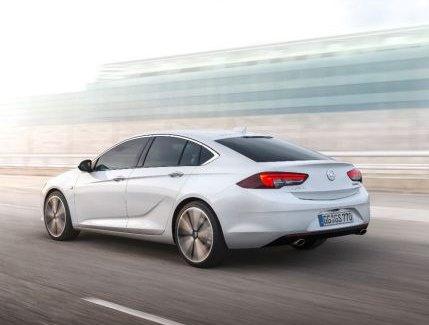 2017 Opel Insignia GS: Opel.de