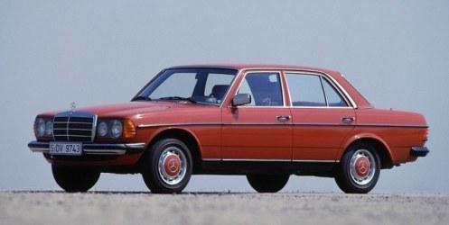 W123. Image: Cheat Sheet