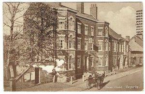 Swan Hotel, Tarporley