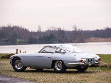 1964 Lamborghini 350GT - image : autoevolution-com
