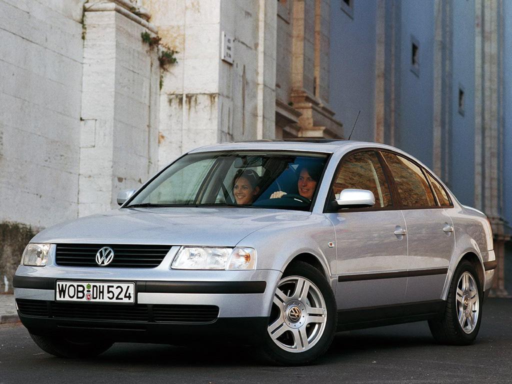 Piech Practice 1996 Volkswagen B5 Passat Driven To Write