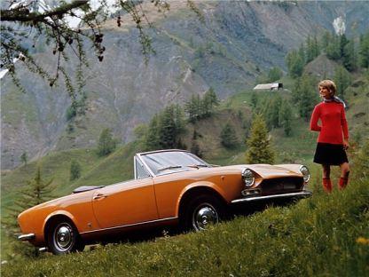 1966 Fiat 124 Spider. (c) Classics.Honestjohn