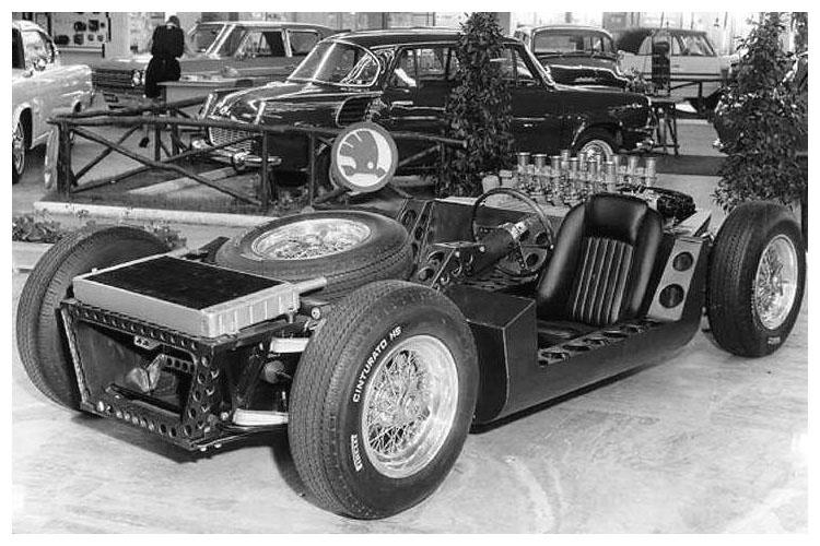 Turin 1965 - Image : lambocars.com