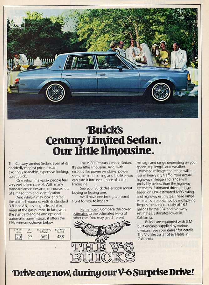 1981 Buick Centry: source