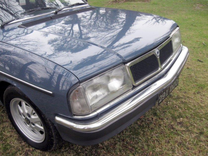 1981 Lancia Trevi grille
