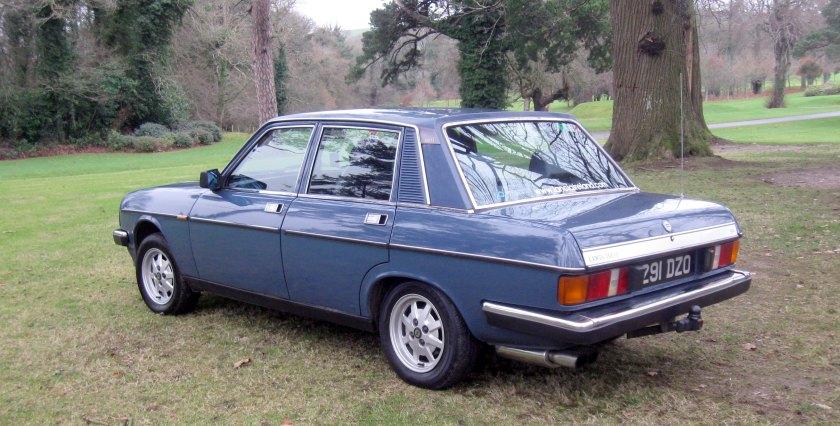 1981 Lancia Trevi 2000