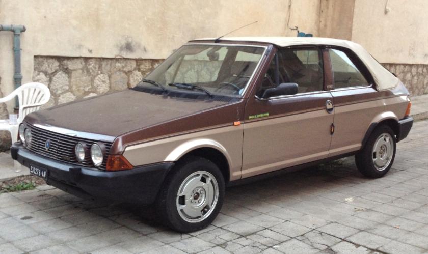 1984 Bertone Ritmo cabriolet: wikipedia.org