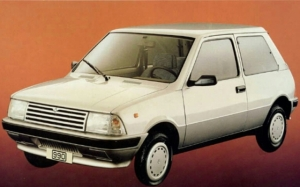 World Cars Innocenti Tre And Austin Metro Driven To Write
