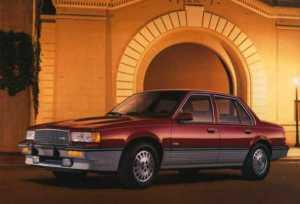 1987 (?) Cadillac Cimmaron: source