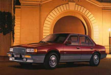Cadillac Cimmaron: autopolis