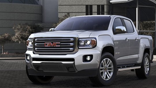 2017 GMC Canyon: GMC.com
