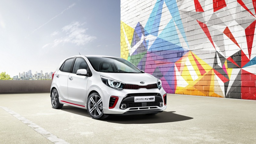 Do you want some - well, do ya? 2017 Kia Picanto. Image: Motor1