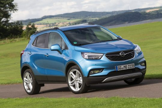 2017 Opel Mokka X: source